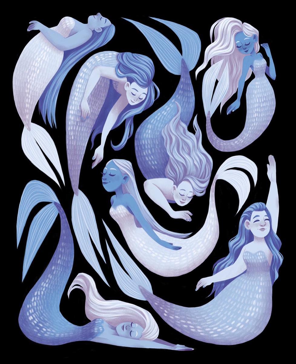 Seven Mermaids