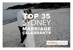 Wedding Diaries Top 35 Sydney Marriage C