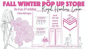 Pop Up in Luxembourg - La Malle de Lux