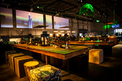 Cinespace tables