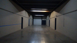 Cinespace hallway