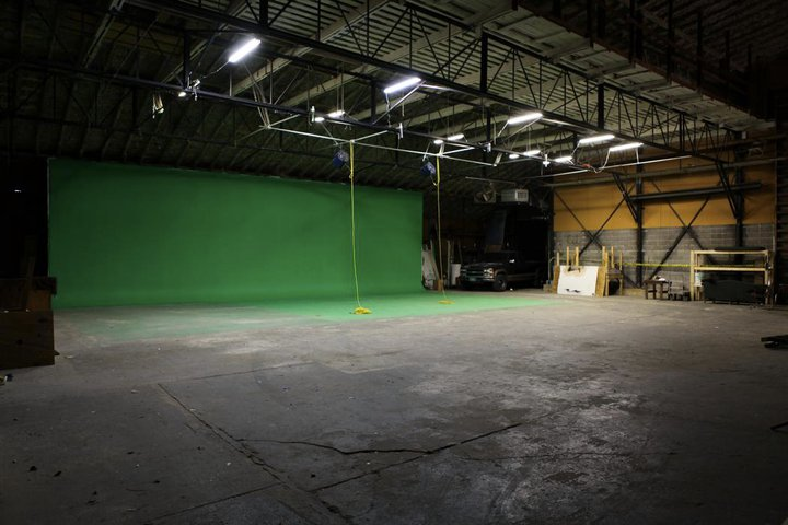 Cinespace green screen