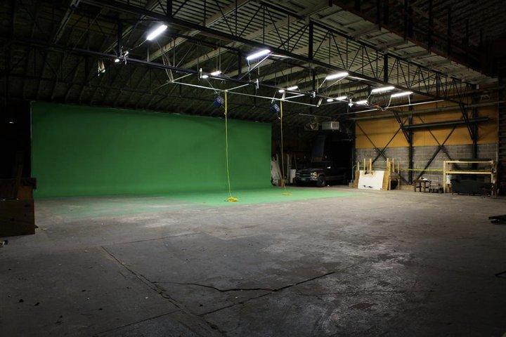 Cinespace green screen