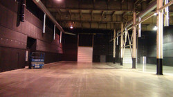 Cinespace area for filming