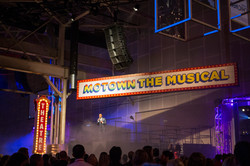 Motown the Musical Cinespace event