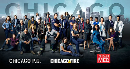 Chicago PD, Chicago Fire, Chicago MED filmed at Cinespace