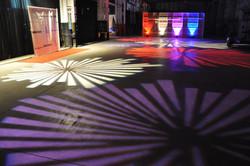 Cinespace dance floor