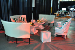 Cinespace seating area