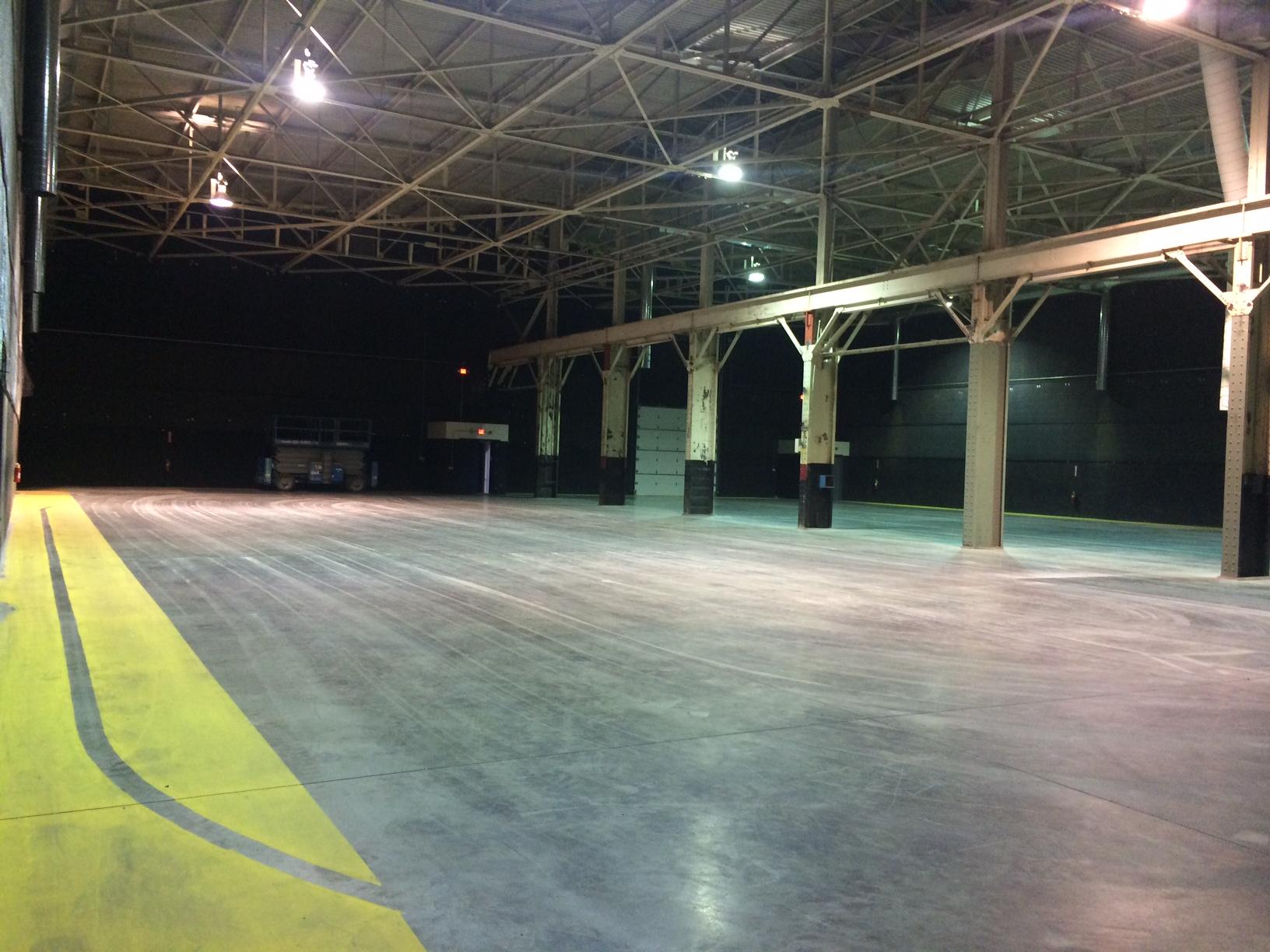 Cinespace interior