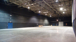 Cinespace area for film production
