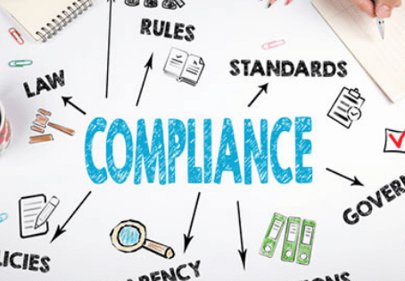 Compliance obligations and evaluation of Compliance.