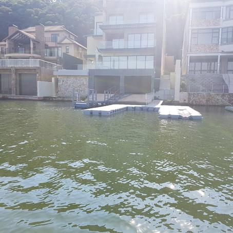 Modular Floating Dock System