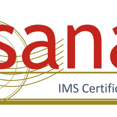 ISOQAR is now also SANAS Accredited