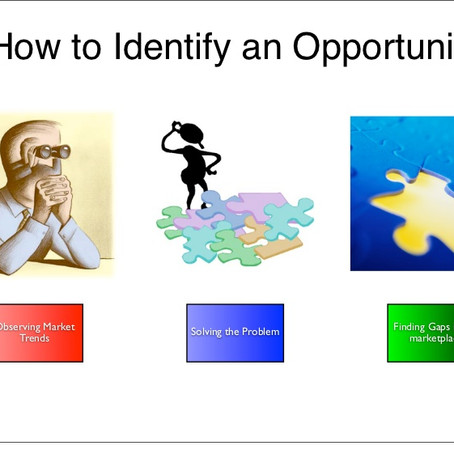 How to Identify Improvements & Opportunities