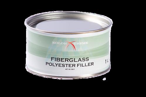 06611 Kolor  Xtreme  Fiberglass  Filler  Liter