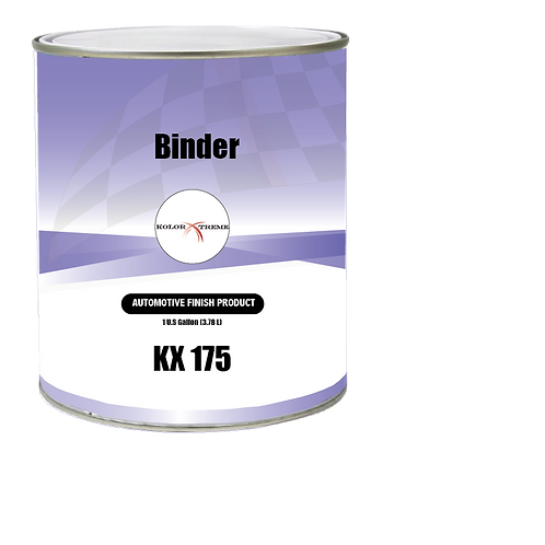 KX175 Kolor  Xtreme  Binder  Gallon 175 K