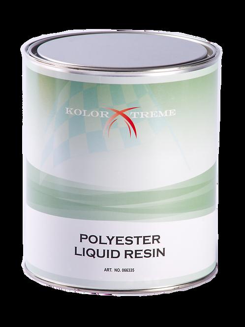 066335 Kolor  Xtreme  Fiberglass  Liquid  Resin  Gallon