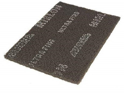 44-448 Kolor  Xtreme 6X9  Scuff  Pads  Gray