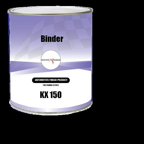 KX150 Kolor  Xtreme  Binder  Gallon 150 K