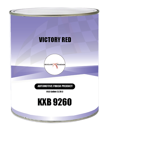 KXB2021 Kolor  Xtreme  Basecoat  Racing  Blue  Metallic
