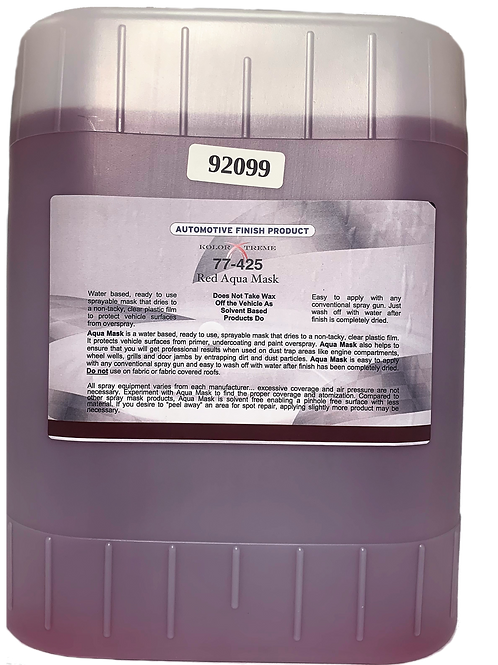 77-425 Kolor  Xtreme  Aqua  Mask 5  Gallons