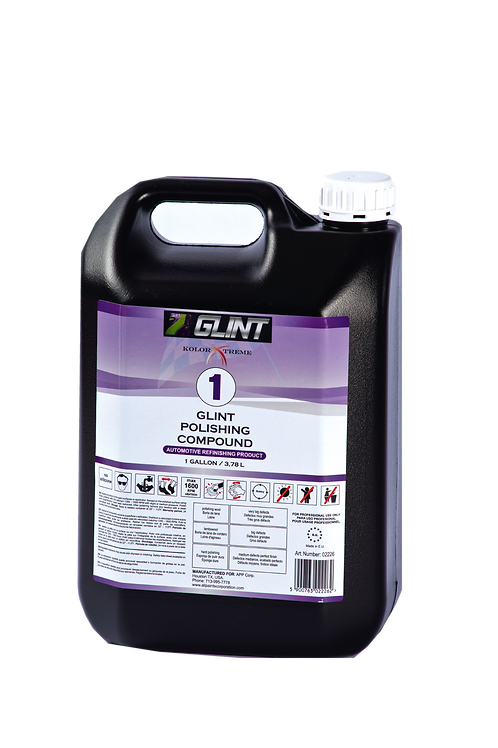 02226 Kolor  Xtreme GLINT  Finishing  Compound  Gallon