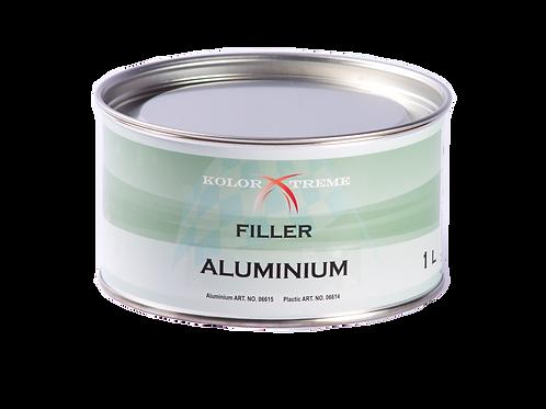 06615 Kolor  Xtreme  Polyester  Aluminum  Filler liter