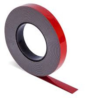 "16386 Kolor  Xtreme  Double  Sided  Tape 1/4"" 20  Yds"