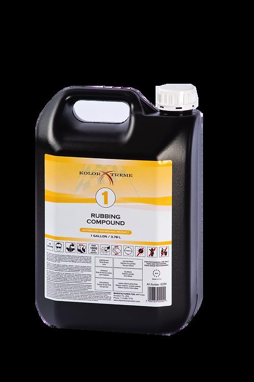 02294 Kolor  Xtreme  Rubbing  Compound  Gallon