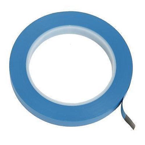 704-0006 Fine  Line  Tape 1/4  Blue 6mm