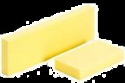 "SB295 Kolor  Xtreme  Sanding  Block 5"" Yellow"