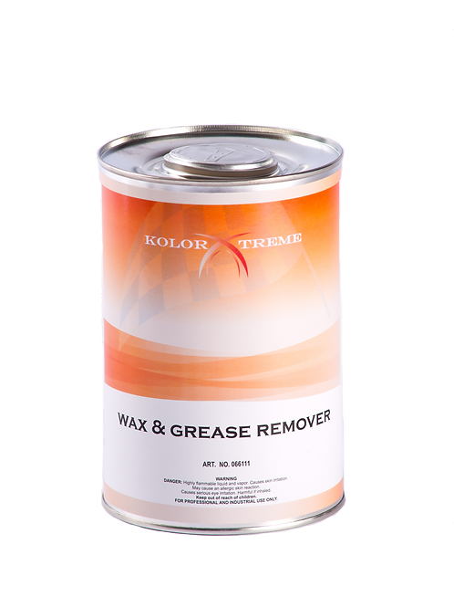 066111 Kolor  Xtreme  Wax &  Grease  Remover liter