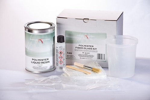 02377 Kolor  Xtreme  Fiberglass  Repair  Kit
