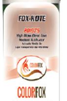 201985 Kolor  Xtreme  Color  Fox  Activator  Slow