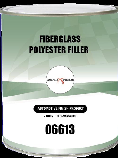 06613 Kolor  Xtreme  Fiberglass  Filler  Gallon