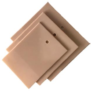 E3030 Kolor  Xtreme  Plastic  Spreader  Set 3 pcs