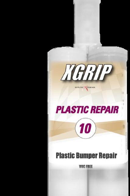 68801 Kolor  Xtreme  Plastic  Repair 1 minute