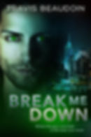 Break Me Down Travis Beaudoin Cover