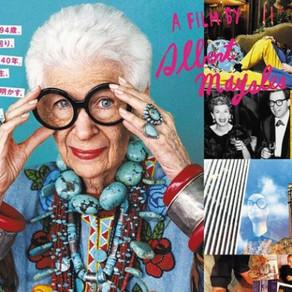 IRIS APFEL アイリス・アパフェル 94歳のニューヨーカー
