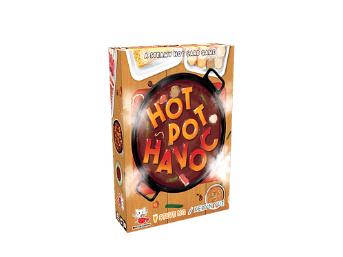 Hot Pot Havoc Pre-order