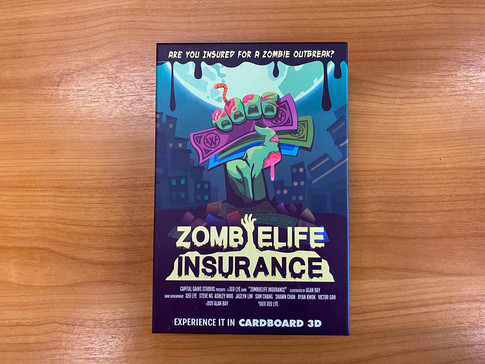Announcing Our New Game: Zombielife Insurance