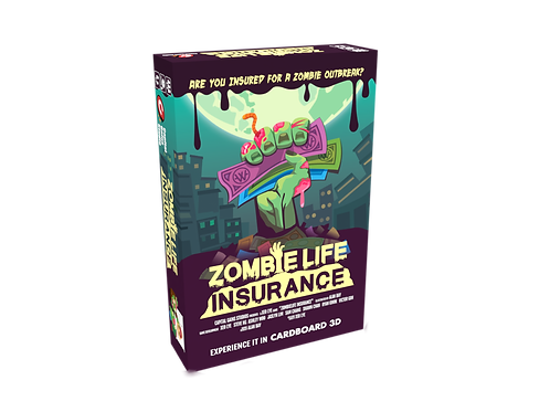 Zombielife Insurance Kickstarter Late Pledge