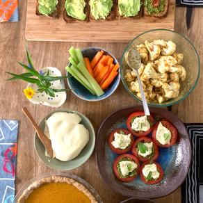 天然酵母のグルテンフリーパンとローフード料理教室