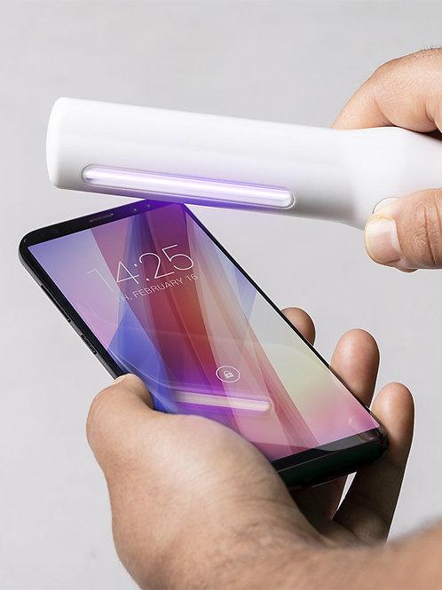 Lámpara esterilizadora UV portátil