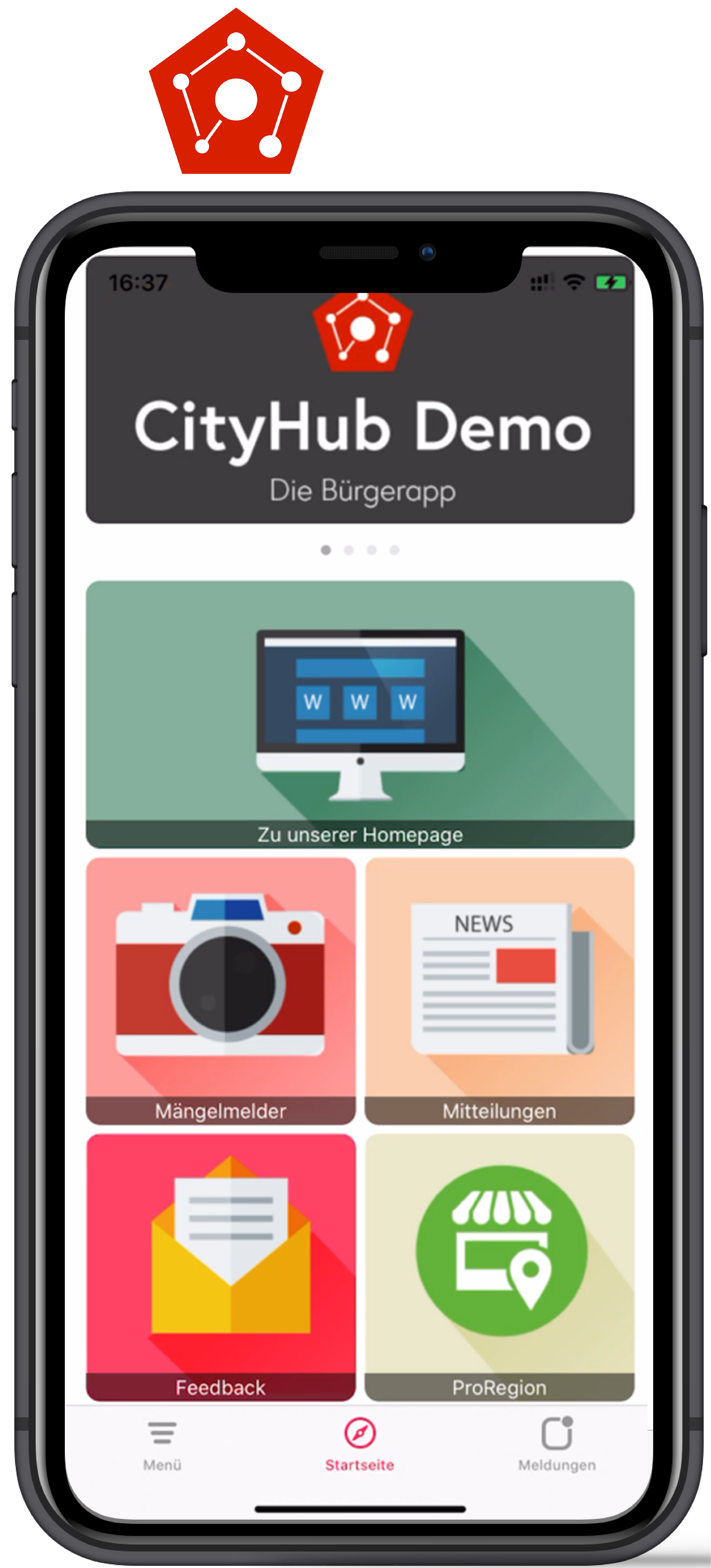 Termin CityHub