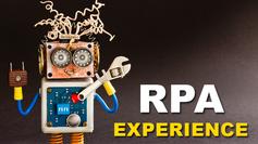 Nossa experiência com a Robotização de Processos – RPA
