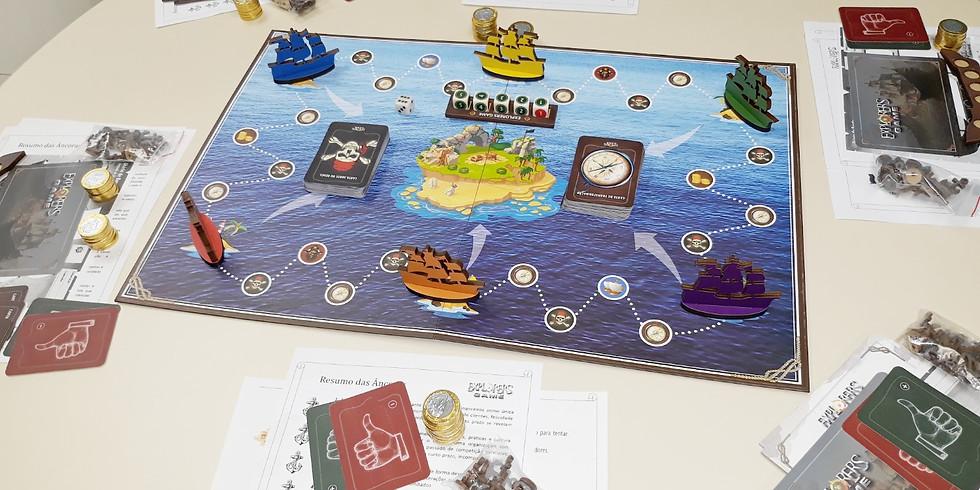 Explorers Game