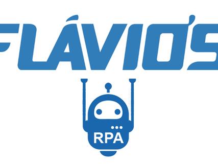 Flávio's Calçados inova com automação robótica, RPA.