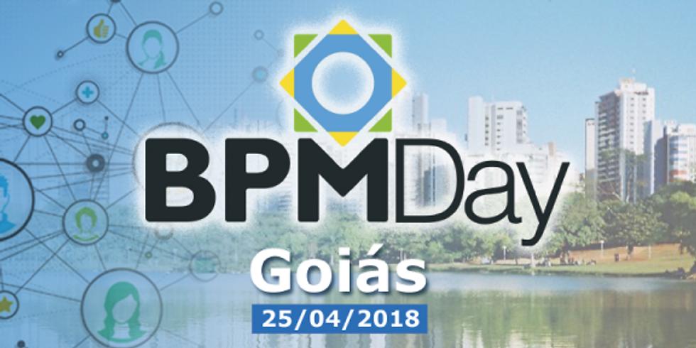 Palestra BPM DAY Goiás 2018