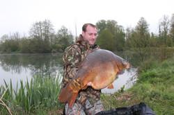 Gros poisson du grand étang